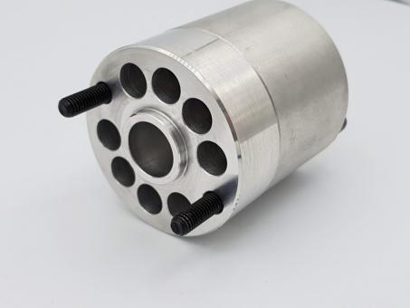 Propellernabenverlängerung L=50mm zu allen Titan