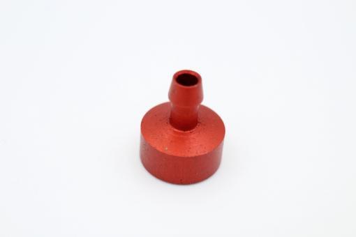 Anschluss rot für Filter
